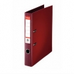 MAPE-REĢISTRS ESSELTE No1 POWER PP A4 50mm BORDO (ES811520)