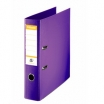 MAPE-REĢISTRS ESSELTE No1 POWER PP A4 75mm VIOLETA (ES811530)