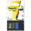 PAŠLĪPOŠIE INDEKSI POST-IT 25.4x43.2mm ZILI (3M680-2)