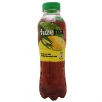 TĒJAS DZĒRIENS FUZETEA BLACK ICE TEA LEMON LEMONGRASS (235947)